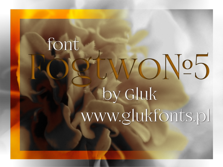 Font FogtwoNo5 by gluk
